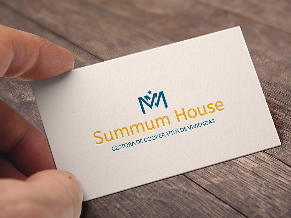 Logotipo Summum House