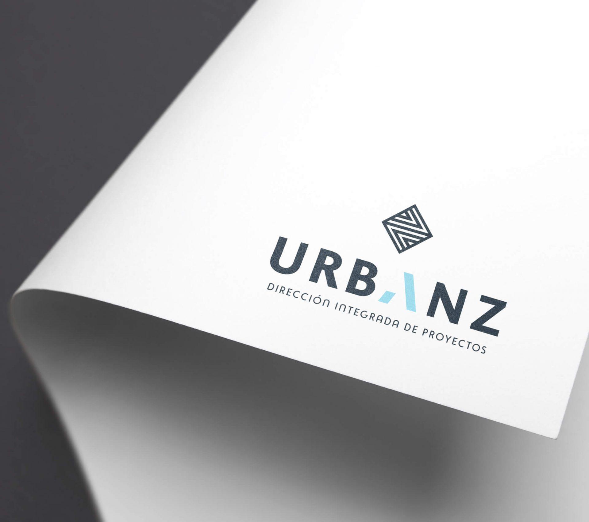 Restyling logo Urbanz