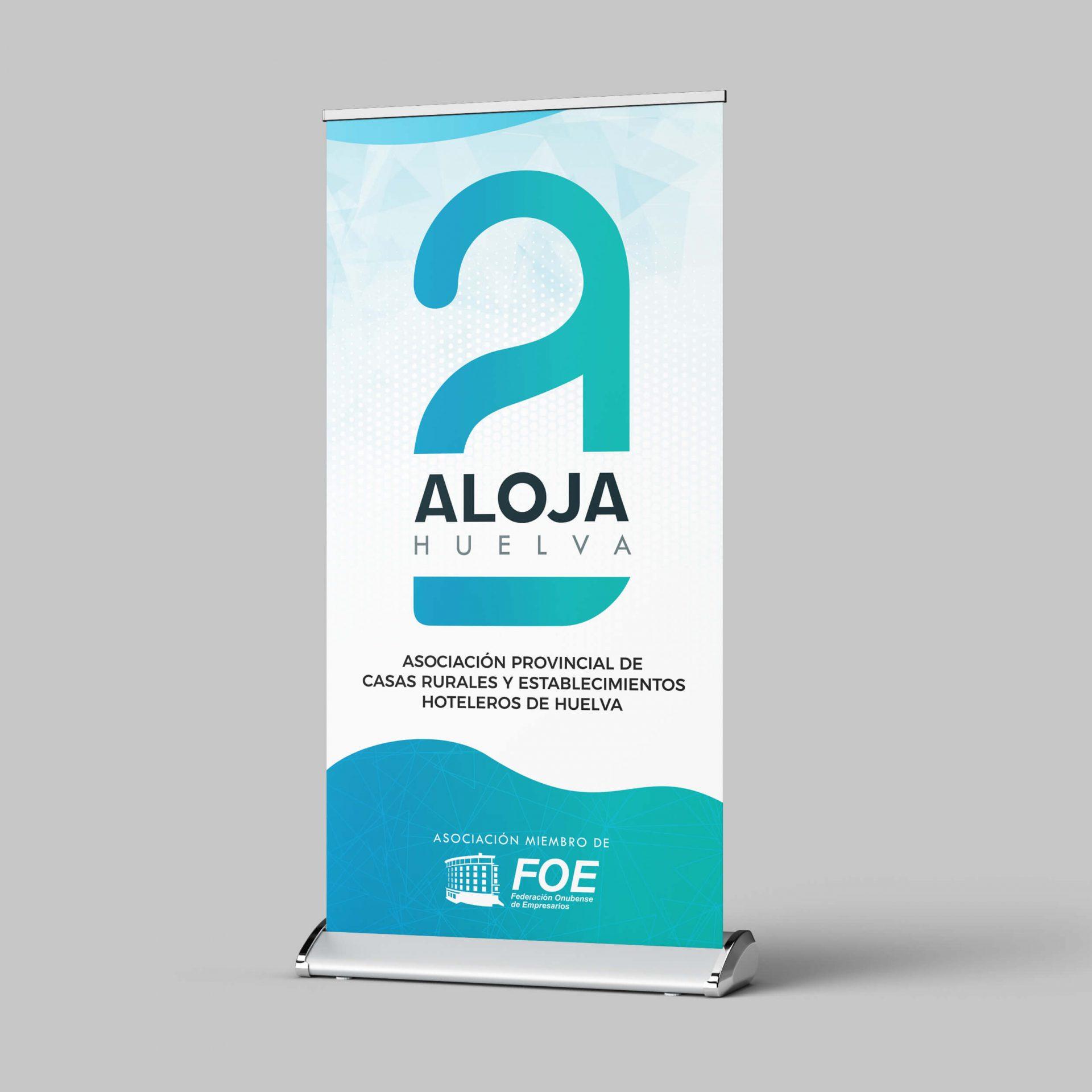 Roll Up Aloja Huelva
