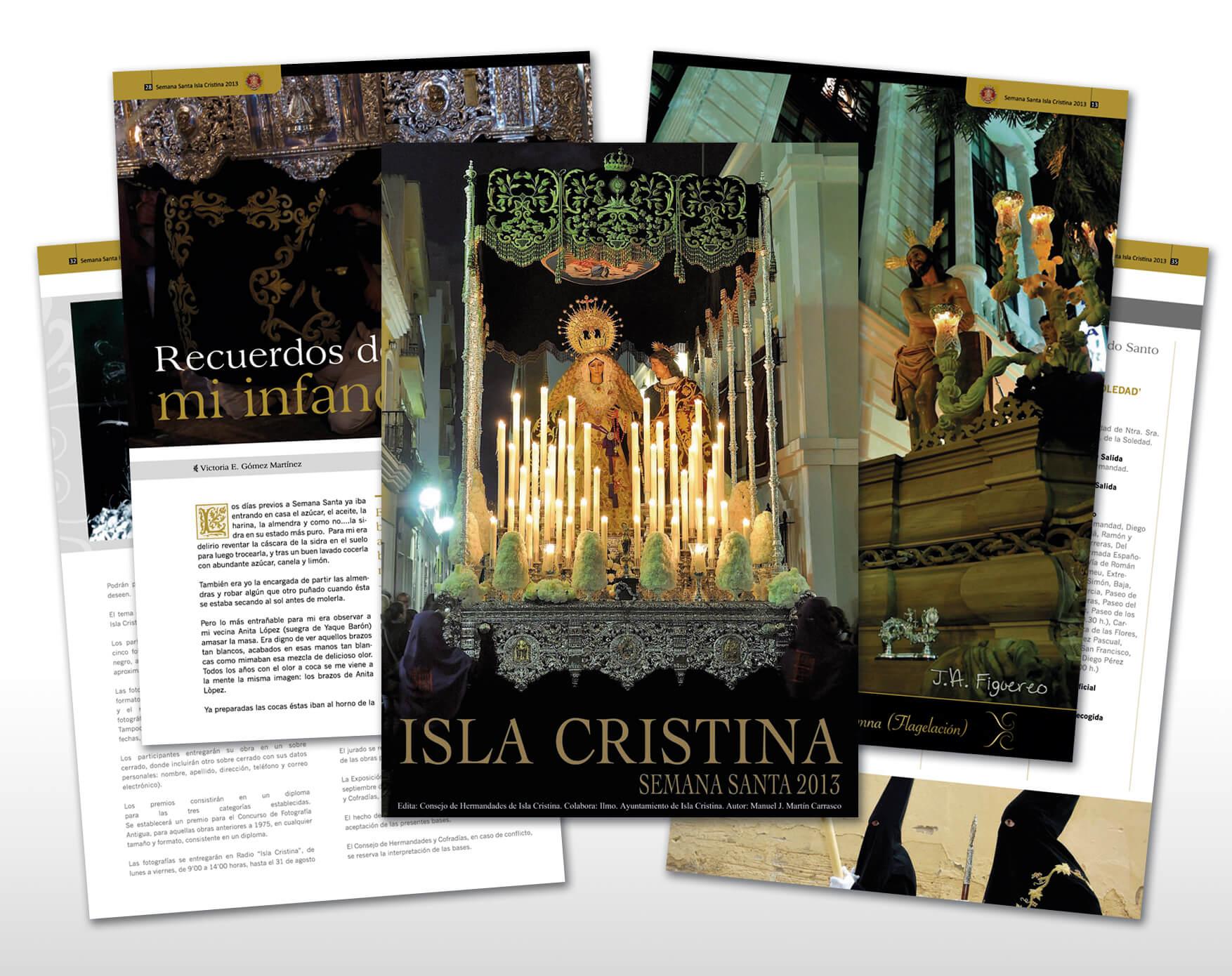 Revista Semana Santa Isla Cristina 2013