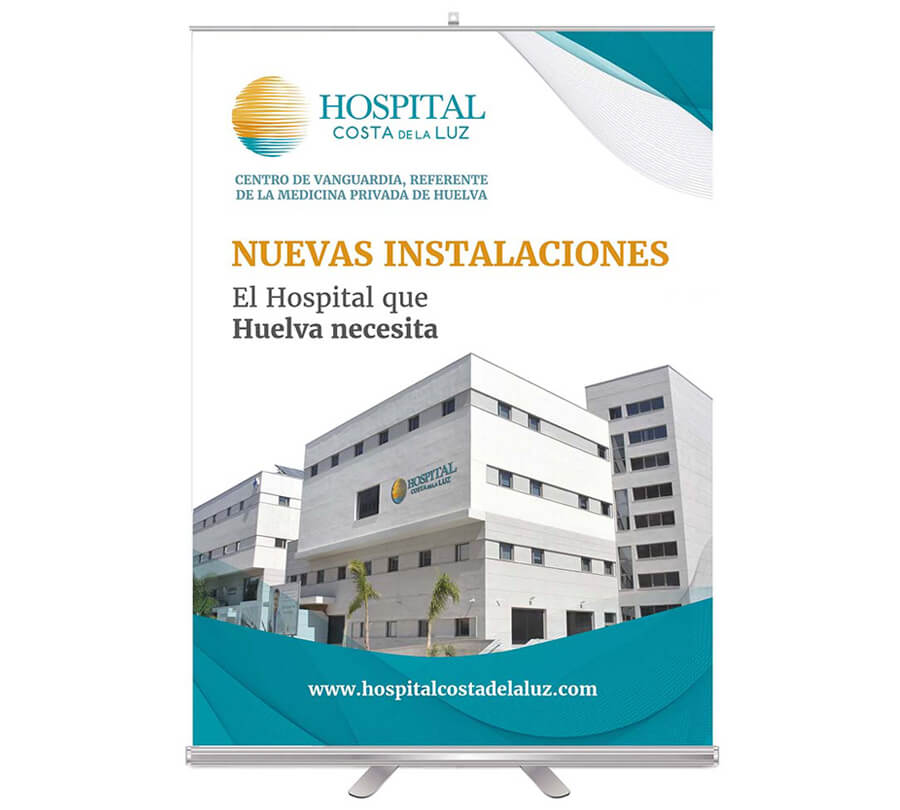 Roll up Hospital Costa de la Luz