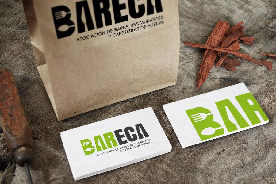 Logotipo BARECA