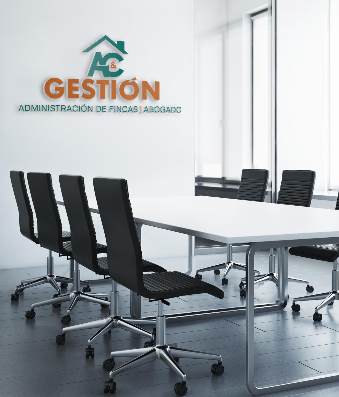 Logotipo A&C Gestión